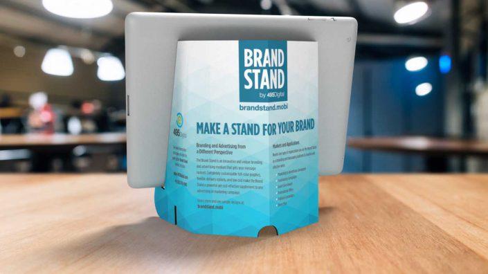 Brand Stand