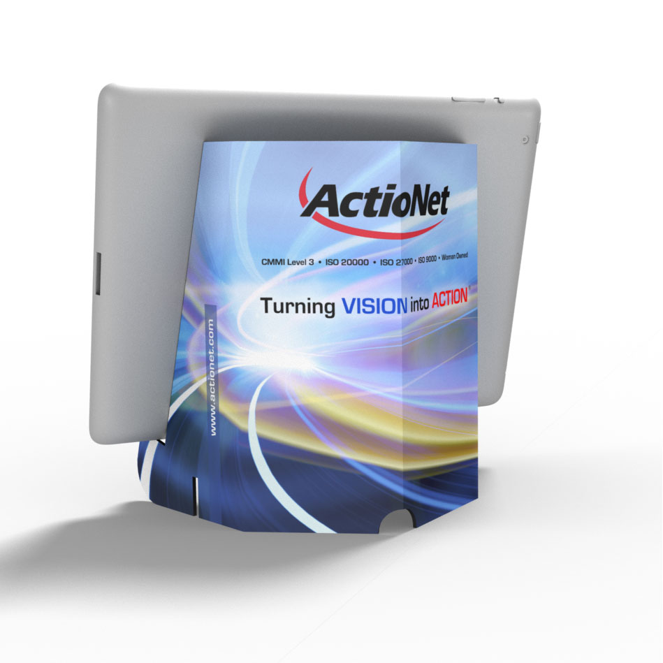Brand Stand for ActionNet