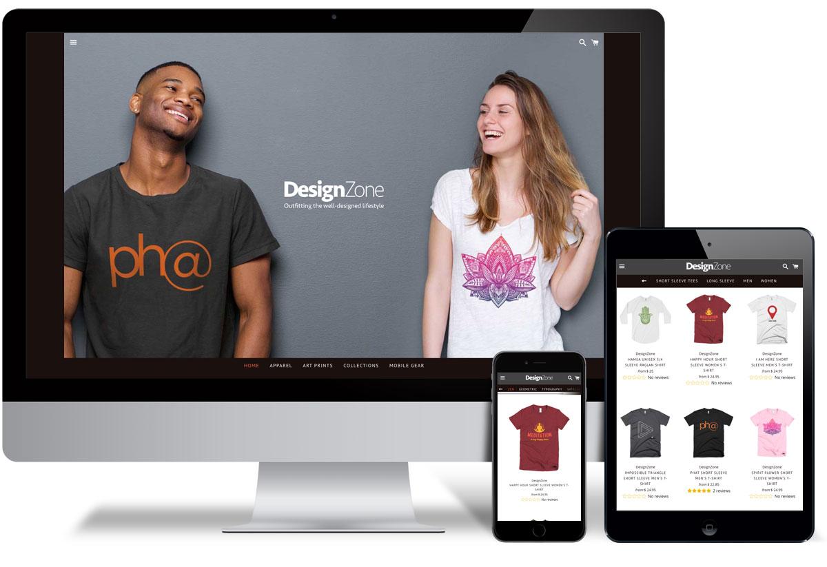 Design Zone Web Design