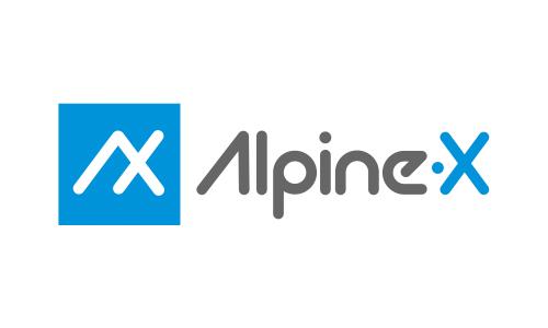 Alpine-X Logo